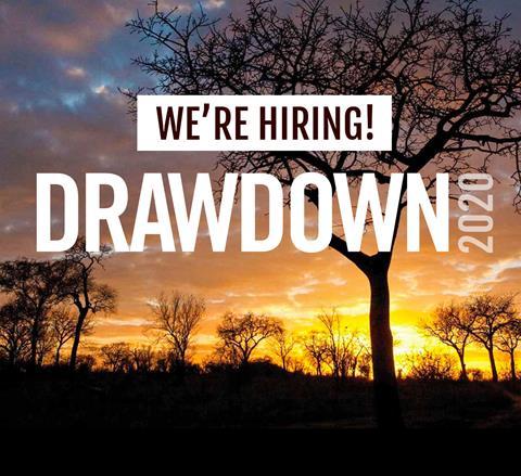 Project Drawdown Careers
