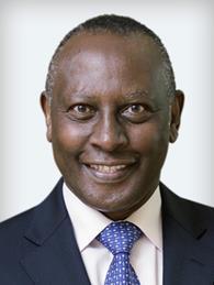 EDDY NJOROGE ISO President