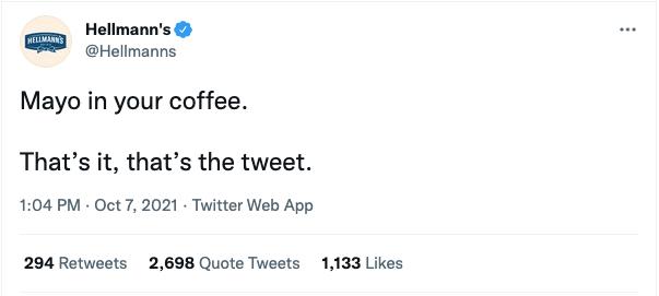 hellmanns-mayo-in-coffee-tweet