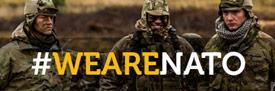 We are NATO - banner