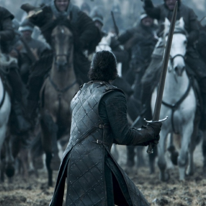 Watch: Game of Thrones Season 6 Battle of the Bastards Behind the Scenes on Rabbit