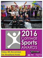 2016 Cornwall Sports Awards