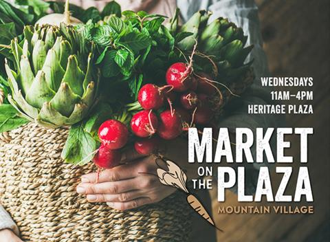 AUGUST 11 |�Market on the Plaza