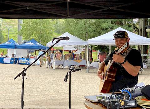 DAILY | Live Music in the Village Center