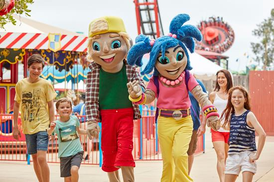 The Aussie Kids at coming to Aussie World these school holidays!
