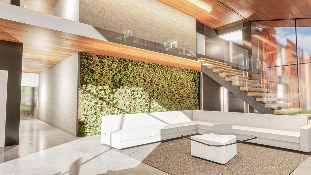 Chatham Islands Lodge Concept Design