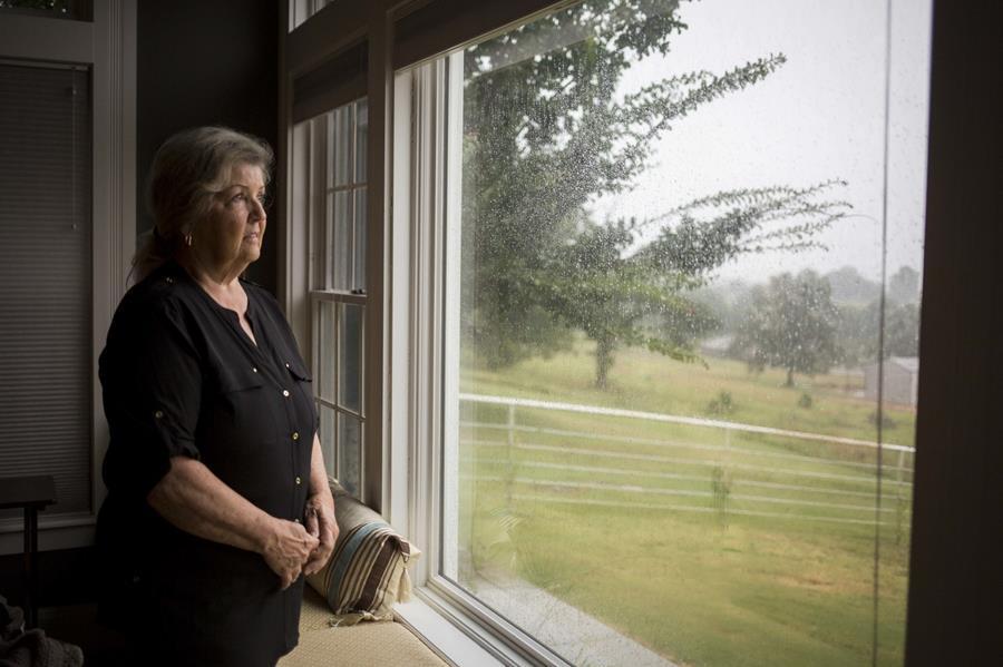 Juanita Broaddrick, 73, in her home in Van Buren, Arkansas, on July 3, 2016.