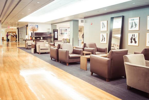 JFK New York - Club World Lounge