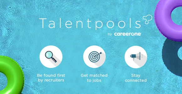 Talentpools by CareerOne