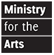 Ministry for the Arts logo