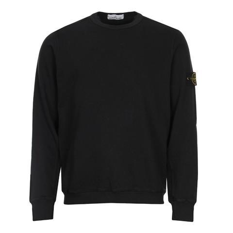 Stone Island Classic Sweatshirt Black