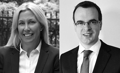 3PB appoints Michelle Marnham and Luke Ashby to lead its talented PI and Clinical Negligence team