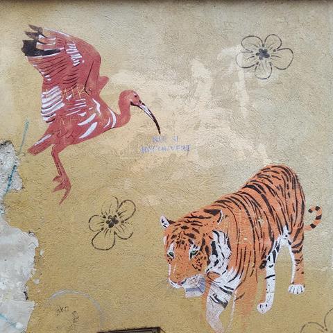 30 ans de street art à Fontenay sous bois